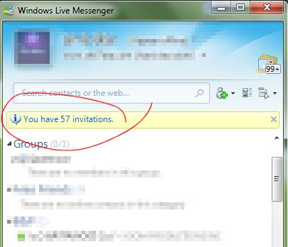 msn invitations I wouldn't think that MSN would support porn ads, but I guess i'm wrong.