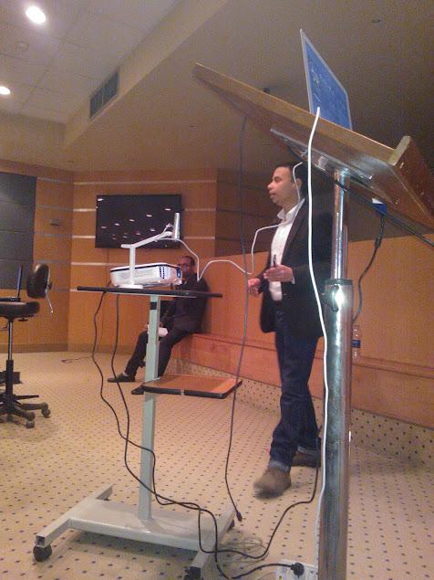 Ahmed Rabiah, BB10 2013
