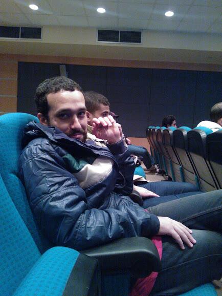 Hazem Khaled, Ahmed Rabiah, BB10 2013