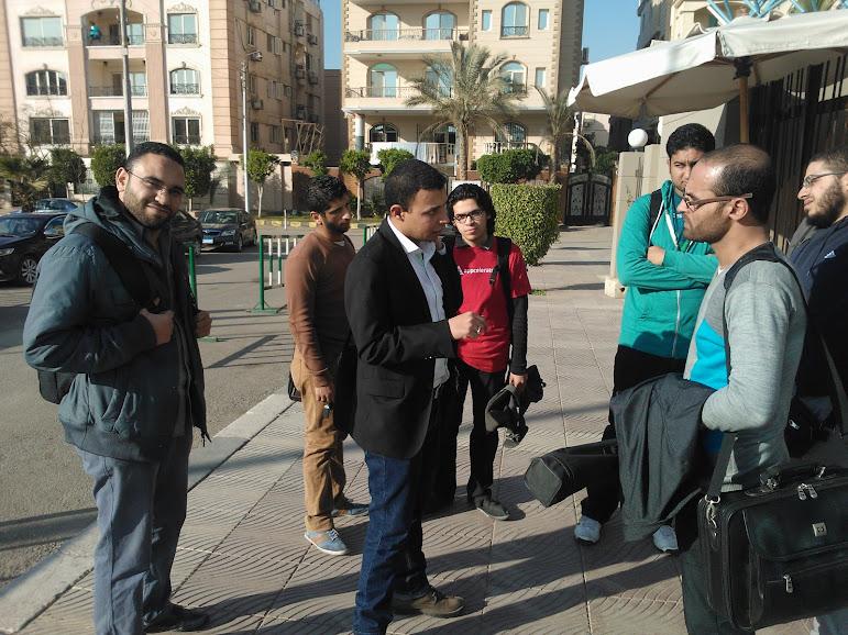 Hesham Hammam, ASGA TECH, BB10 2013